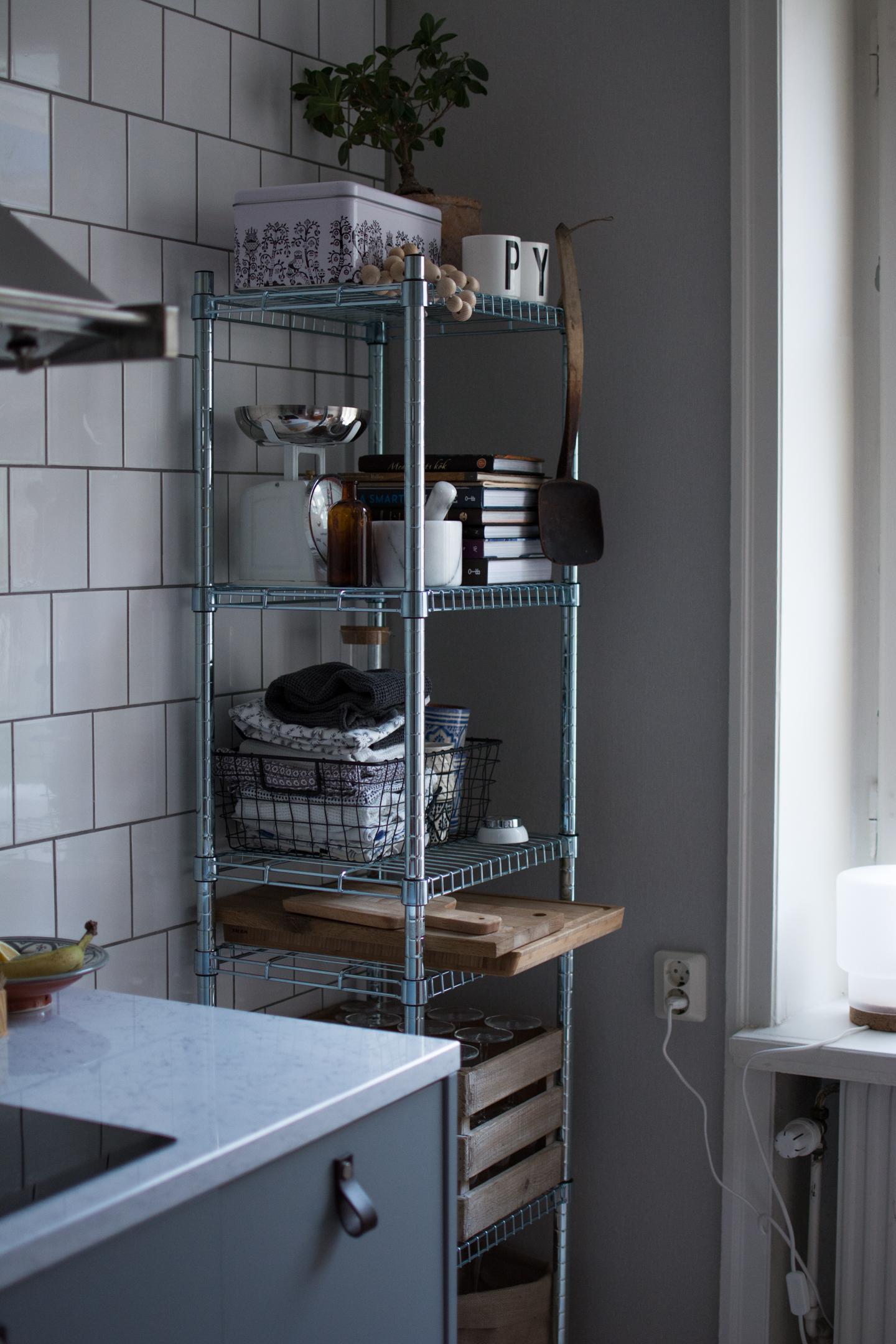 En omar i köket   baluns och bryderier