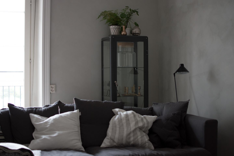 Make over vardagsrum - Baluns och Bryderier
